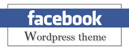 Facebook Fan Pages WordPress Theme W Push Button Revealed